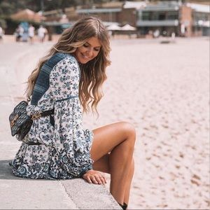 Spell & The Gypsy Elle Floral Dress